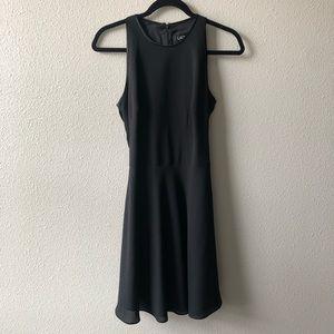 Laundry by Shelli Segal Black Sleeveless Dress